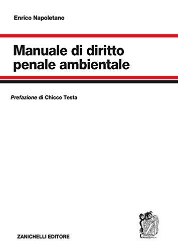 Manuale di diritto penale ambientale