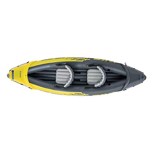 31jdmqxdyNL. SS500  - N/O Inflatable Kayak 2 Person, Kayak Set with Aluminum Oars and High Output Air Pump