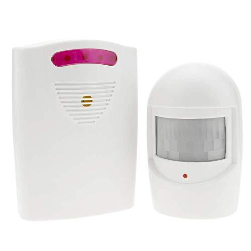 BeMatik - Avisador sonoro de presencia y alarma basado en sensor...