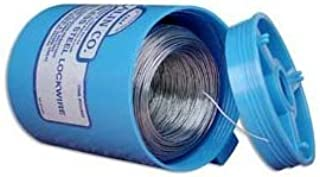 Aircraft Tool Supply Safety Lock Wire (.021)