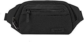 Travelon: Anti-Theft Metro Waist Pack - Black