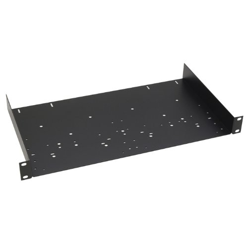 Ah Parts 19 - Bandeja para armario rack (48,2 cm /19 pulgadas, 1 U)