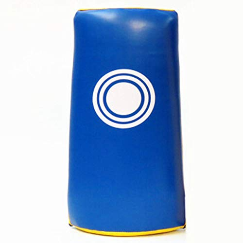 ZLBZBB Boxmatte Taekwondo Muay Thai Taekwondo MMA Boxhandschuhe Sandsäcke Training Kicking Shield -1 STK Blue