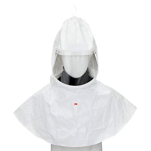 3M Hood Assembly H-412/07044(AAD), with Collar and Hardhat