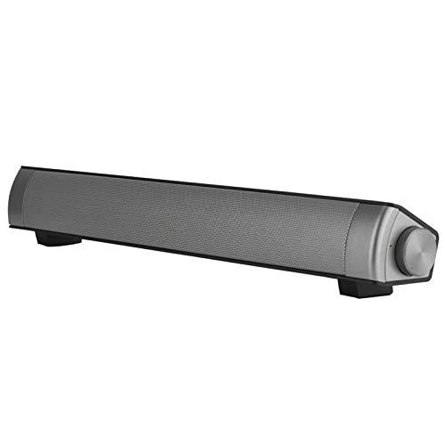 FOLOSAFENAR Barra de Sonido inalámbrica con Altavoz Bass Reflex, Tweeter y Bluetooth Integrados, (HTS100F), configuración Sencilla, Compacto, Uso en Home Theatre con Sonido súper nítido