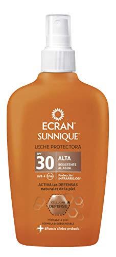Ecran Sunnique, Protector Solar con SPF30 - 200 ml
