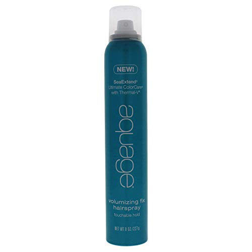 AQUAGE SeaExtend Volumizing Fix Hairspray, 8 oz