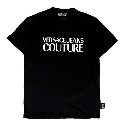 Versace Jeans Couture B3gva7x2 T-Shirts & Poloshirts Herren Schwarz - 3XL - T-Shirts Shirt