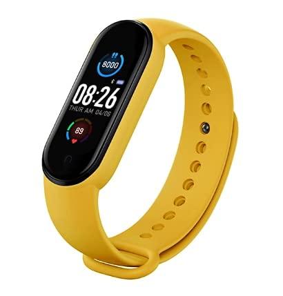 Orologi digitali Orologio da donna con contapassi sportivo Orologio rotondo Bluetooth Fitness Tracker Orologio da uomo per la pressione sanguigna per Sport Fitness Tracker