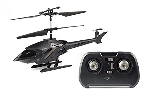 FLYBOTIC - Hélicoptère Télécommandé - Sky Cheetah 24 cm- Utilisation intérieure - Jouet Volant 3 canaux Infrarouge - Dès 10 Ans