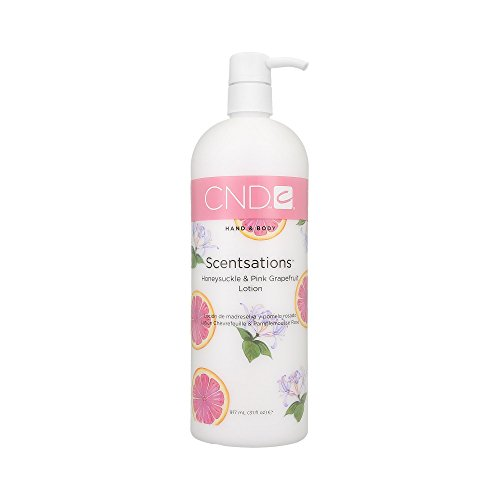 CND HAND&BODY LOTION HONEYSUCKLE&GRAPEFRUIT 917ML