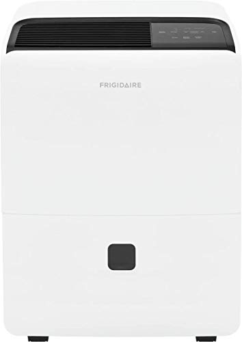 Frigidaire High Humidity 60 Pint Capacity Dehumidifier, White