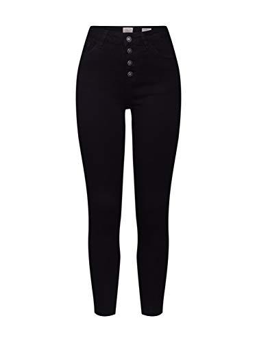 Hailys LG HW C JN Romina Frauen Jeans schwarz S