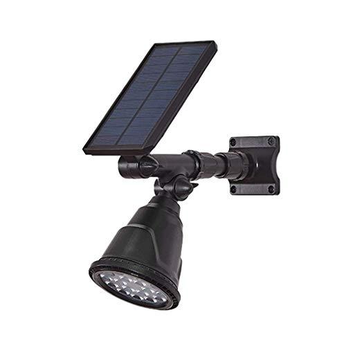 Solar Garten Licht Sicherheit Wasserdichte Flutlicht Außenwand Licht Geeignet für Rasen Insert The Ground Park, BOSS LV,