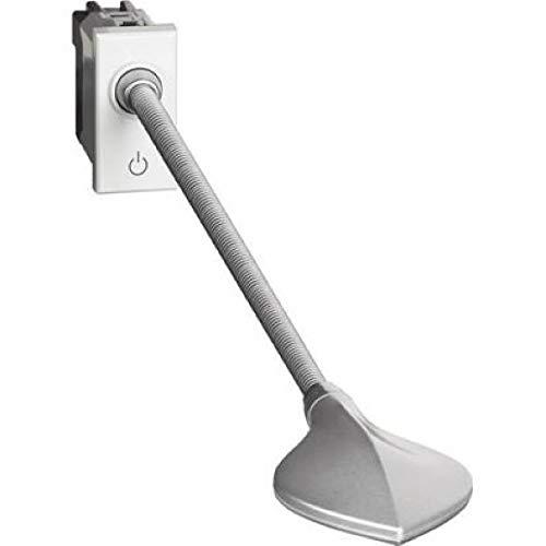 Bticino axolute - Lámpara lectura axolute 230v 1 módulo blanco