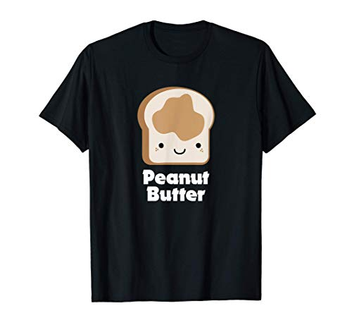 MATCHING SET Peanut Butter and Jelly Couples Friend Shirt T-Shirt