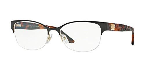 Versace 0VE1222 Brown Eyeglasses