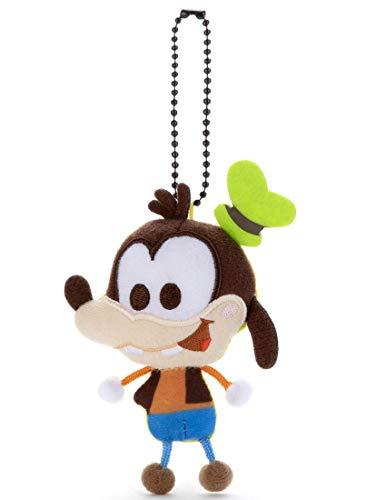 ディズニー キャラクタートイカンパニー クリーナー付 ボールチェーンマスコット グーフィー 高さ約 11cm