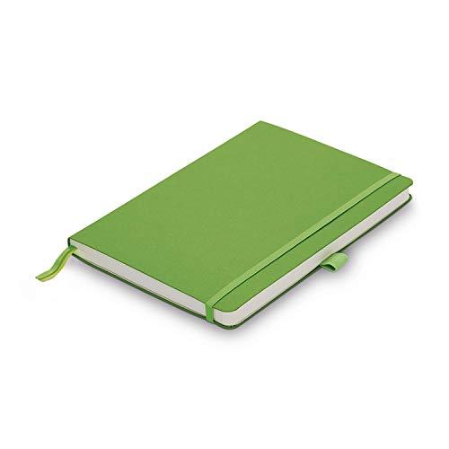 Lamy paper - Taccuino con copertina morbida, formato A6, colore: Verde