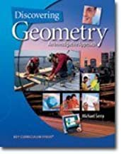 Discovering Geometry: An Investigative Approach 4th edition by Serra, Michael (2007) Hardcover