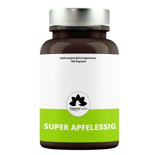 VitaminFuchs -  Apfelessig Kapseln