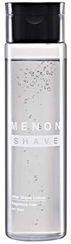 MENON メンズ アフターシェーブローション 200mL約2~3カ月分 [髭剃り 化粧水 美容液 乳液 保湿クリーム]