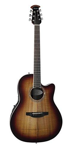 Ovation E-Akustikgitarre Celebrity Standard Plus Super Shallow Koa Burst
