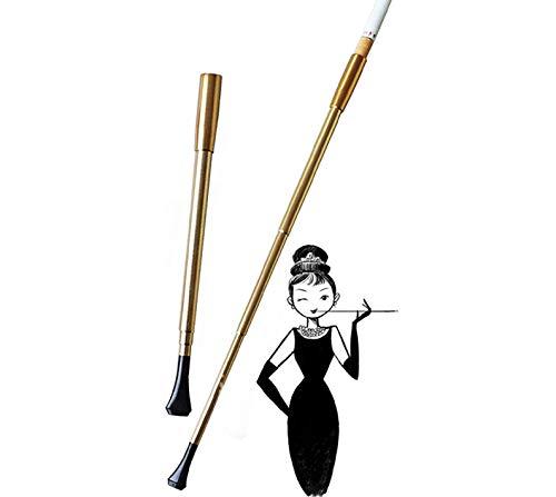Long Extendable Cigarette Holder for Women 1920s...