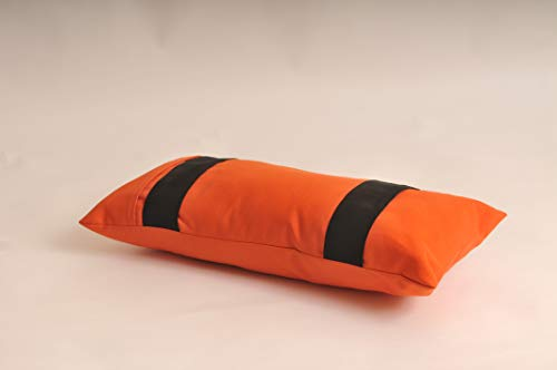 Fraximus Cushion for meditation stool (orange)