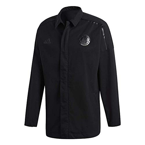 adidas Colombia Woven Z.N.E. Chaqueta World Cup 2018 – Negro (XS)