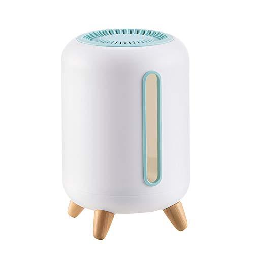 Omenluck - Soporte para rollos de papel higiénico Kleenex, dispensador de lápices, portalápices para decoración de casa de coche multifunción