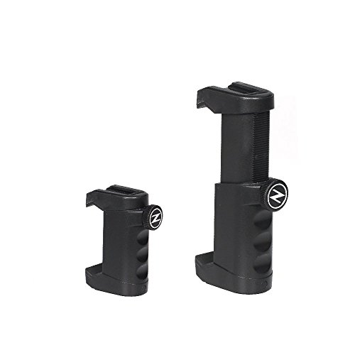 Ztylus Z-Grip Universal Smartphone Rig, Tripod Mount, Filmmaker Grip, Traveler Stand w/Adjustable Grip, fits All Phone Cameras - Extremely Durable, Portable for iPhone, Samsung, Galaxy Photographers