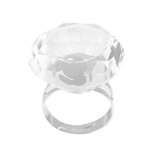 Juego de anillos de diamantes, 3 colores, no desechables, para tatuaje, pigmento, anillo, taza, color, corte, soporte de tinta, recipiente, taza para maquillaje de cejas, extensiones de pestañas prof