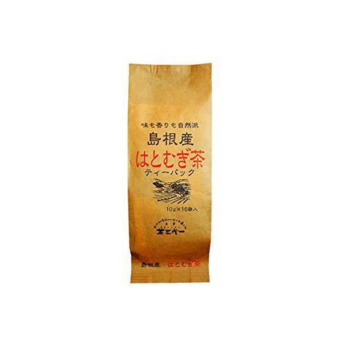島根産 はとむぎ茶 10g×16P ティーパック×20袋 茶三代一 一味違う昔なつかしいはと麦茶