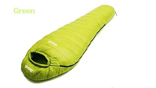 185X78cm en duvet d'oie Camping Sac de couchage Prix pas
