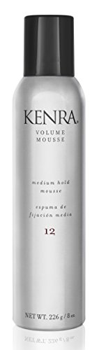 Kenra Volume Mousse 12 | Medium Hold Mousse | All Hair Types | 8 oz