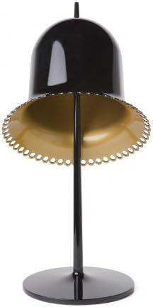 Moooi Lolita Lampada Da Tavolo Colore Nero Laccato Altezza 78 Cm Amazon It Illuminazione