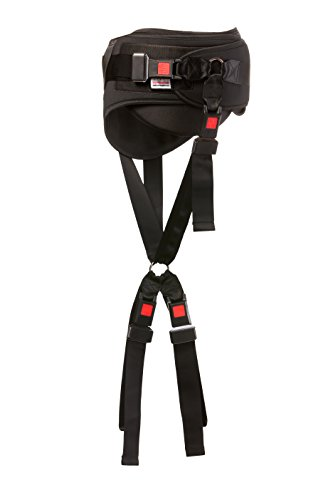 Inversion Belt Spine Decompression Belt - Enhances Decompression in Lower Back - Offers Unmatched Comfort & Support - Highly Protective Belt - The Best Accessory for Inversion Tables or Stretch Bench