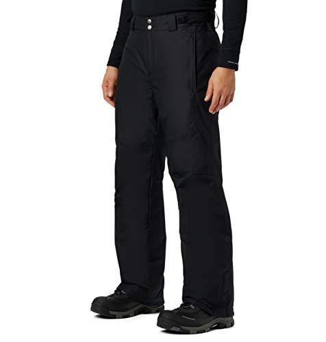 Columbia Men's Bugaboo II Pant, Black ,Medium Regular, standard