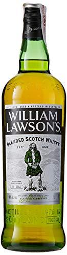 William Lawson's 5 Años Whisky Escocés, 1000ml ⭐