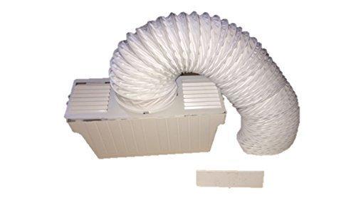 Sèche-linge condensateur pour évacuation Étendoir à linge plastique-Polypropylène