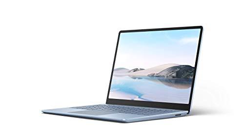 Microsoft surface laptop go 12. 4in touchscreen intel i5 8gb 128gb ssd ice blue (renewed)