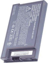 Batterie pour ACER TRAVELMATE 8200, 14.8V, 4400mAh, Li-ion