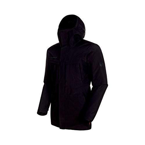 Mammut Parka Chamuera Hs Thermo Hooded Homme Parka M Noir