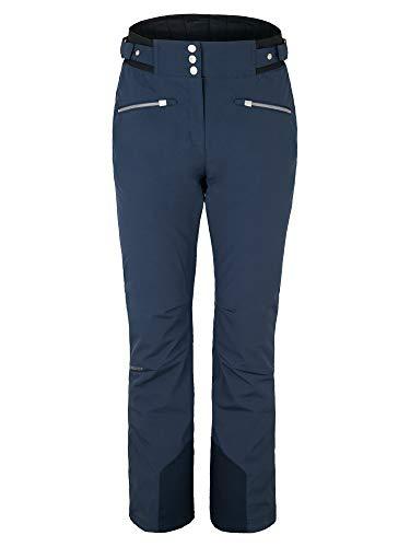 Ziener Damen TILLA Ski Snowboard-Hose | Atmungsaktiv, Wasserdicht, Dark Navy, 38