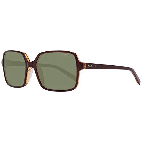 ESPRIT ET17830 54535 Sonnenbrille ET17830 535 54 Rechteckig Sonnenbrille 50, Braun