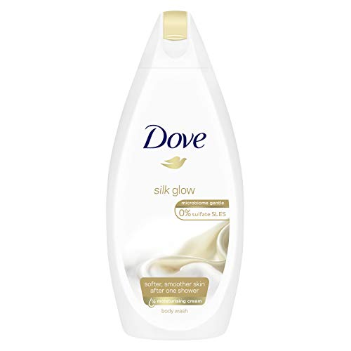 Dove Nourishing Silk Body wash 450 ml