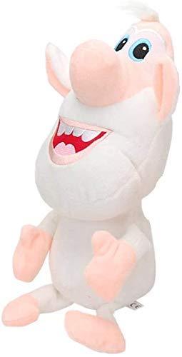 Aiecis Giocattoli di Peluche Booba Buba Giocattoli russi Cartoon Maiale Bianco Peluche Figura Giocattoli Collezione di Peluche ripiene