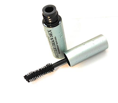Too Faced Better Than Sex Waterproof Mascara Black Mini 0.17 oz