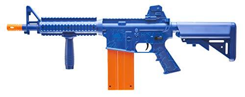 Umarex Rekt OpFour Rifle Foam Dart Launcher Gun, Blue